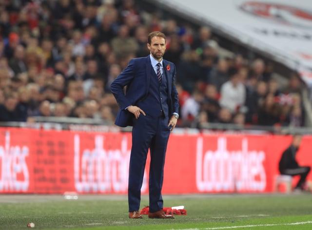 England v Scotland – 2018 FIFA World Cup Qualifying – Group F – Wembley Stadium