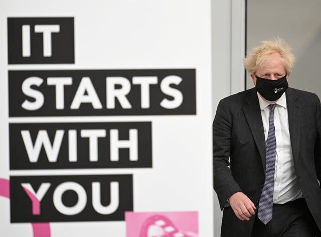 Boris Johnson visit to Huddersfield