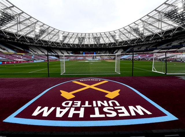 A view inside the London Stadium