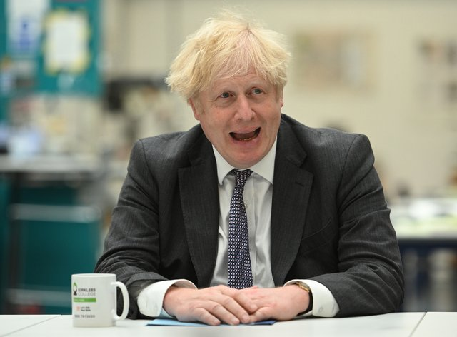 """Prime Minister Boris Johnson says the Government will see if """"sensible accommodations"""" can be made for overseas fans and VIPS at Euro 2020"""