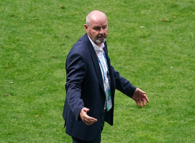 No risk starting Billy Gilmour against England says Scotland manager Steve Clarke