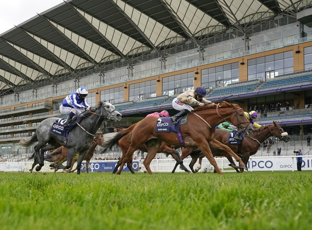 Glen Shiel will be a major contender in testing conditions in the Diamond Jubilee Stakes on Saturday