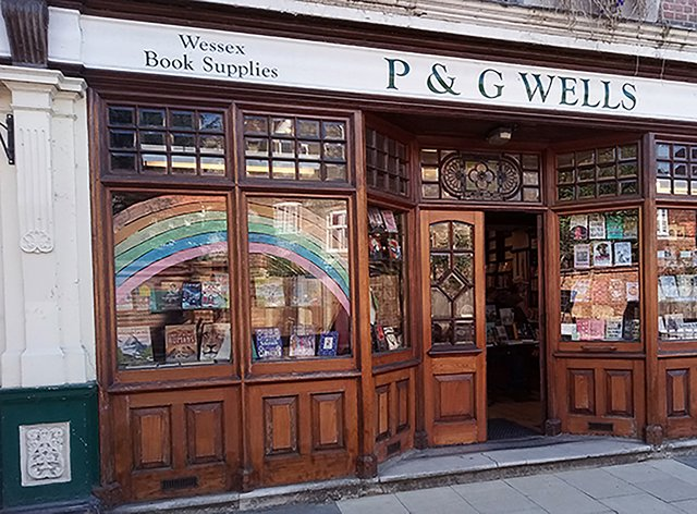 P&G Wells, Winchester (Fairlight/PA)
