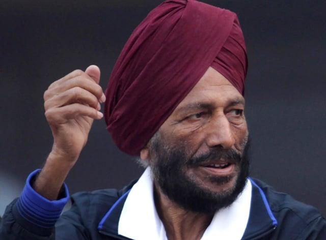 <p>India Obit Milkha Singh</p>
