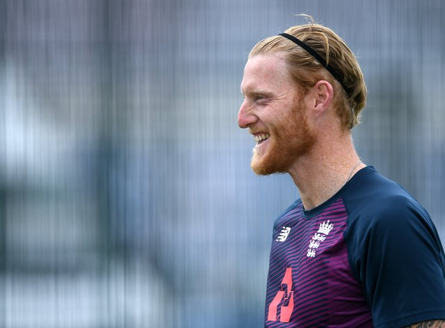Ben Stokes returned from injury in fine fashion