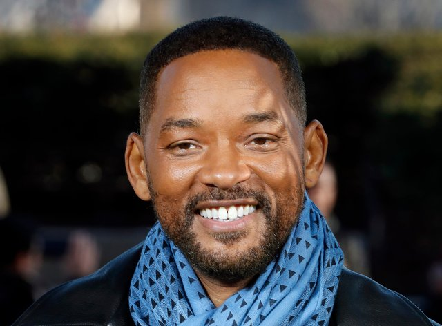 Actor and rapper Will Smith