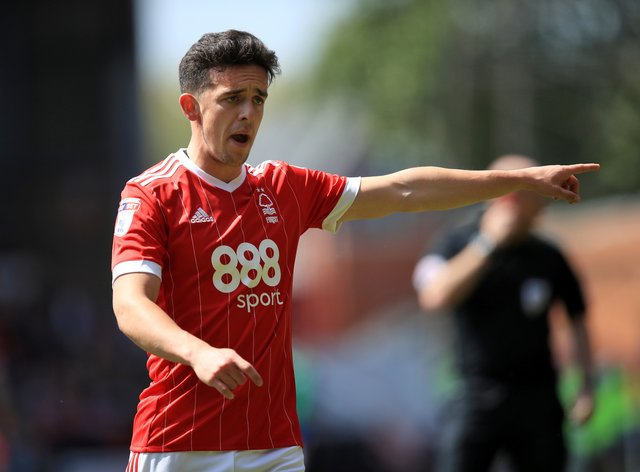 Former Nottingham Forest forward Zach Clough is set to join Carlisle