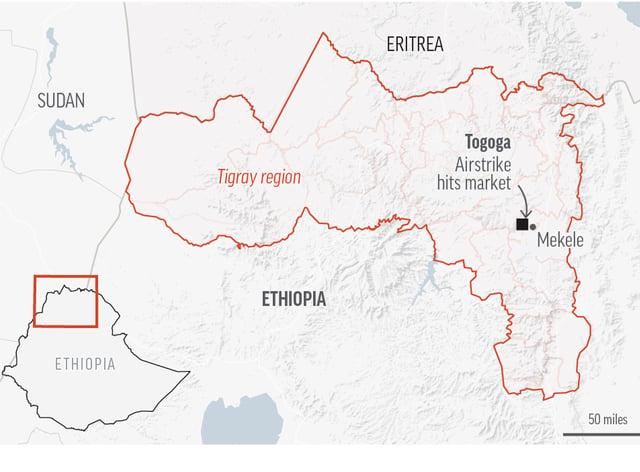 Ethiopia-Tigray Crisis