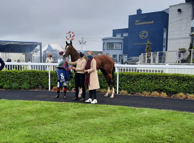 Sacred Bridge looks a filly to follow