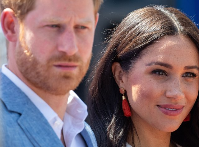 <p>Harry and Meghan paid rent for their time at Frogmore Cottage</p>