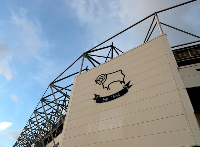 The EFL has announced an 'interchangeable fixture list' for Derby and Wycombe