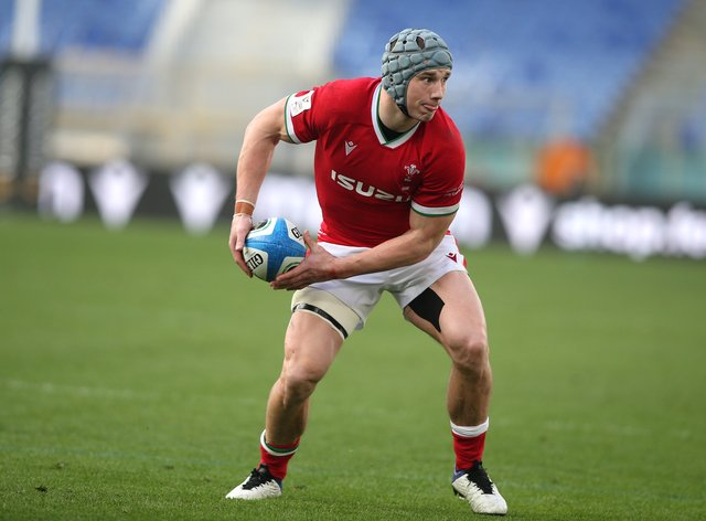 Jonathan Davies is focused on captaining Wales during the summer internationals