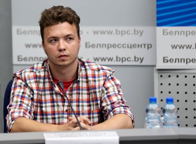 Roman Protasevich