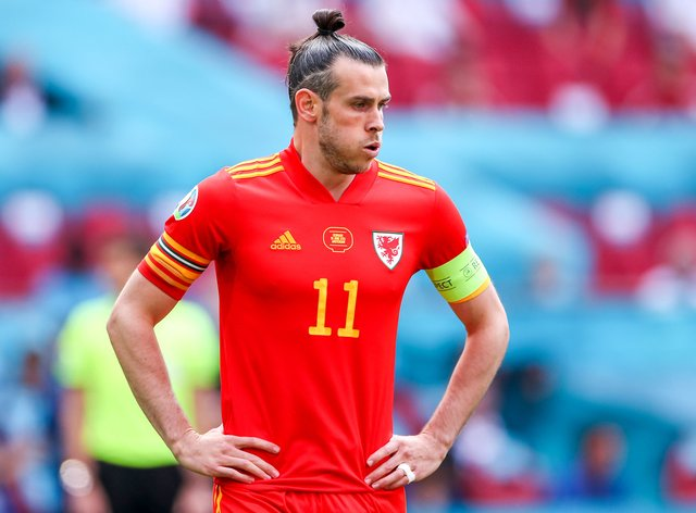Wales captain Gareth Bale