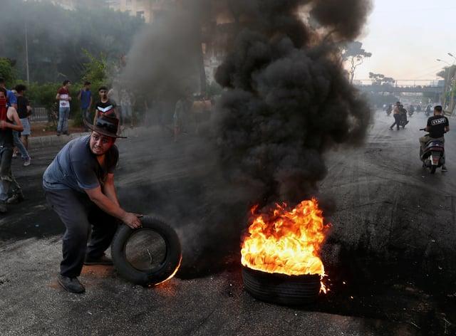 Lebanon riots