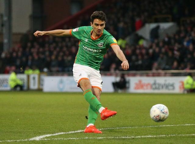 Alex Gilliead has rejoined Bradford