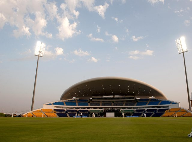 The World T20 will now be held in the UAE and Oman