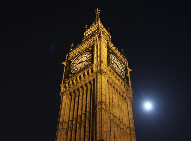 The Palaces of Westminster (Lewis Whyld/PA)