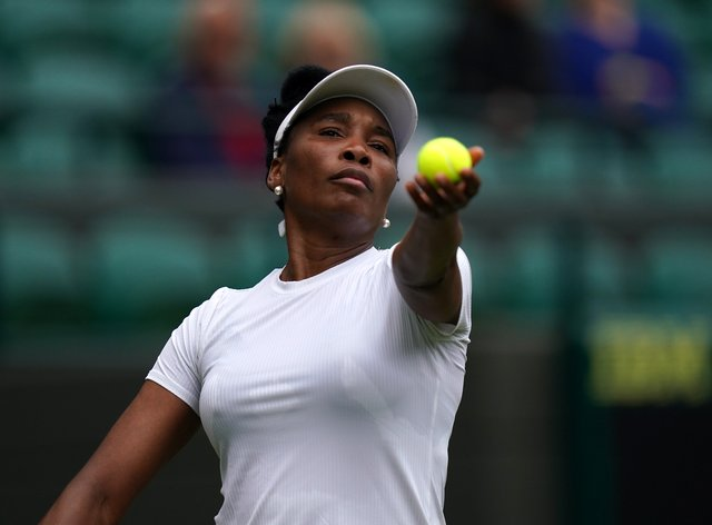 Venus Williams insists this will not be her last Wimbledon