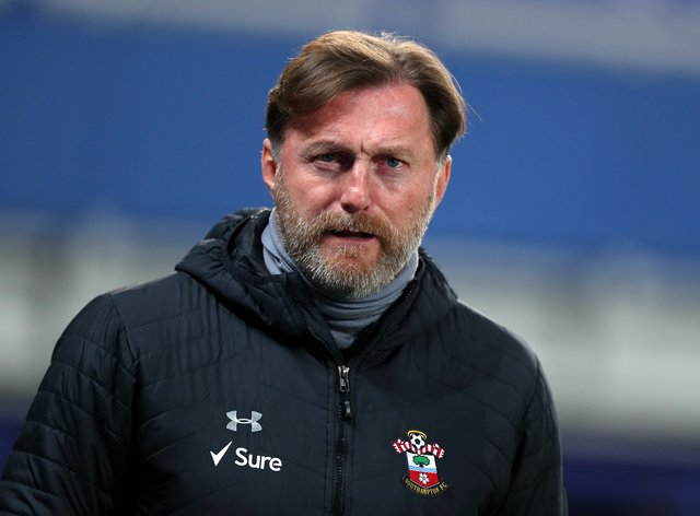 Ralph Hasenhuttl has made his first summer signing