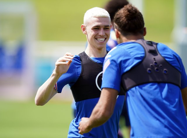 England Training – St George's Park – Thursday July 8th
