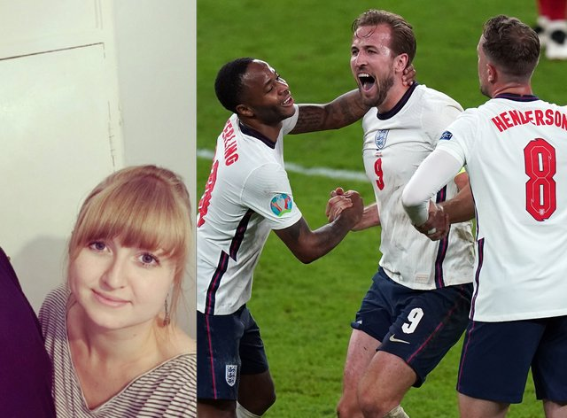 Couple to get married on the same day as the Euro 2020 final