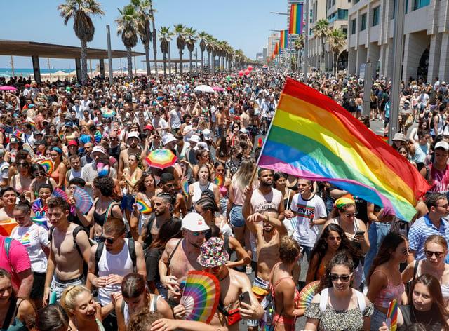 Israel Gay Rights