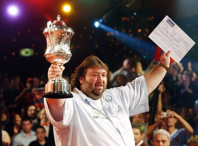 Andy Fordham has died aged 59