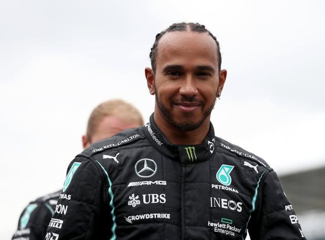 Lewis Hamilton delivered a response to Bernie Ecclestone