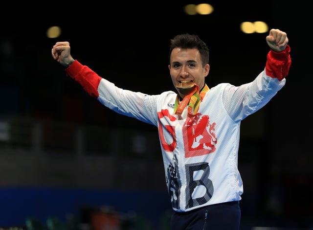 Will Bayley won gold at Rio 2016