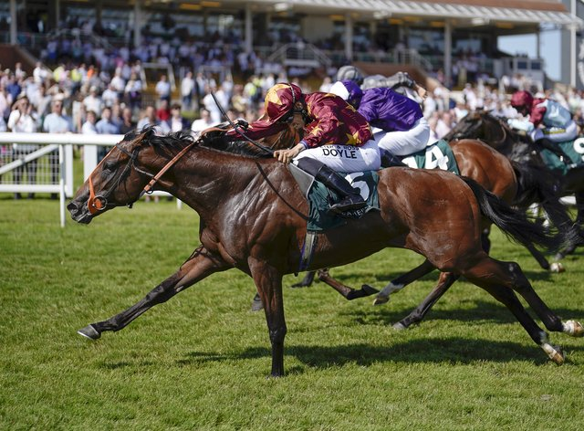 Gubbass stretches out to win the Super Sprint