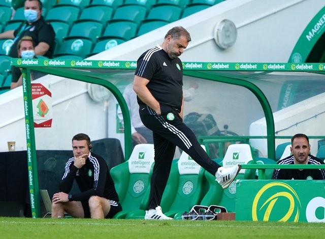 Celtic manager Ange Postecoglou knows this team need more new players