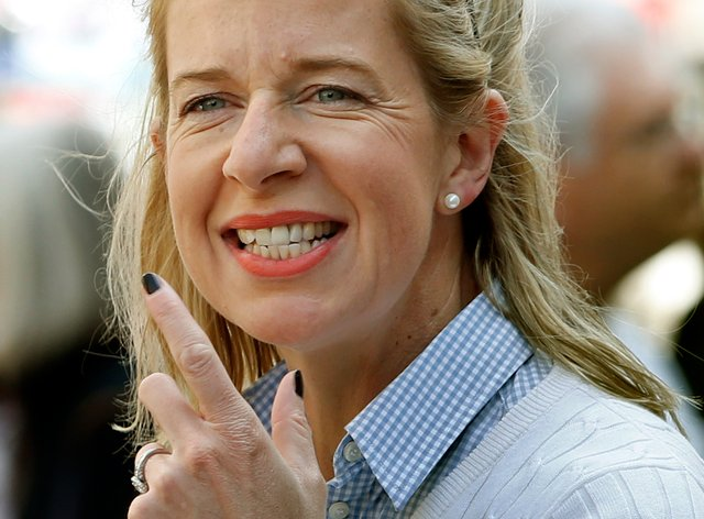 Katie Hopkins is under investigation by the Australian Border Force
