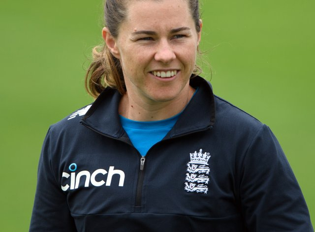 England's Tammy Beaumont is set for a leading role in The Hundred.