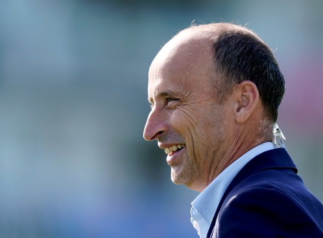 Nasser Hussain admitted he was concerned about the possibility that The Hundred could be affected by Covid