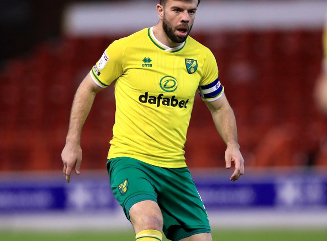 Grant Hanley will remain at Norwich until at least 2025 after signing a new deal with the club