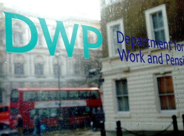 The Department for Work and Pensions (Kirsty Wigglesworth/PA)