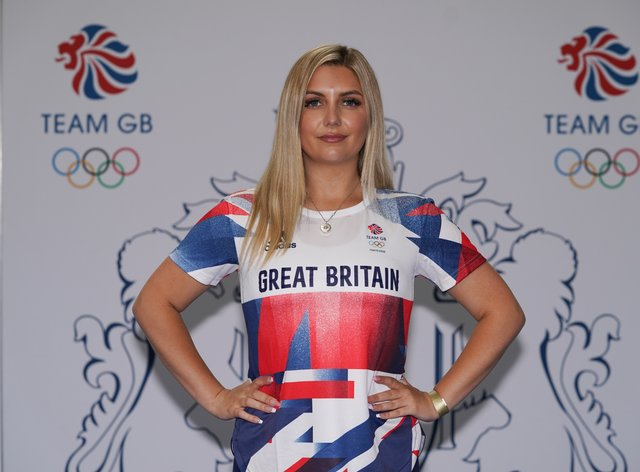 Amber Hill has been ruled out of the Tokyo Olympics (Mike Egerton/PA)