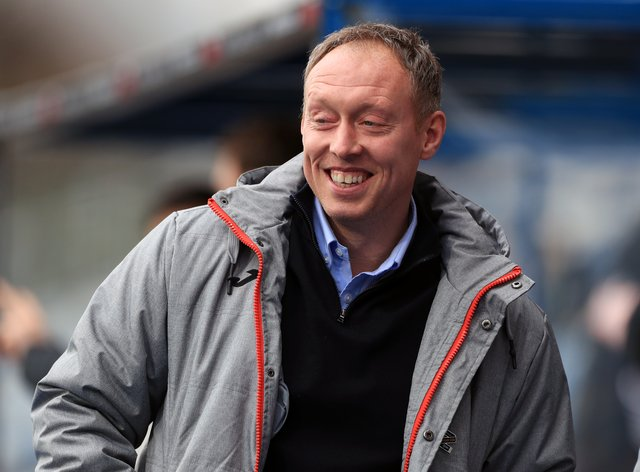 Steve Cooper steered Swansea to consecutive top-six finishes in the Sky Bet Championship (Mike Egerton/PA)