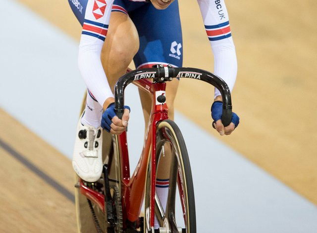 Katie Archibald expects the women's team pursuit world record to be broken at the Tokyo Olympics (Ian Rutherford/PA)