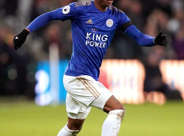 Former Leicester winger Demarai Gray has joined Everton from Bayer Leverkusen (John Walton/PA)