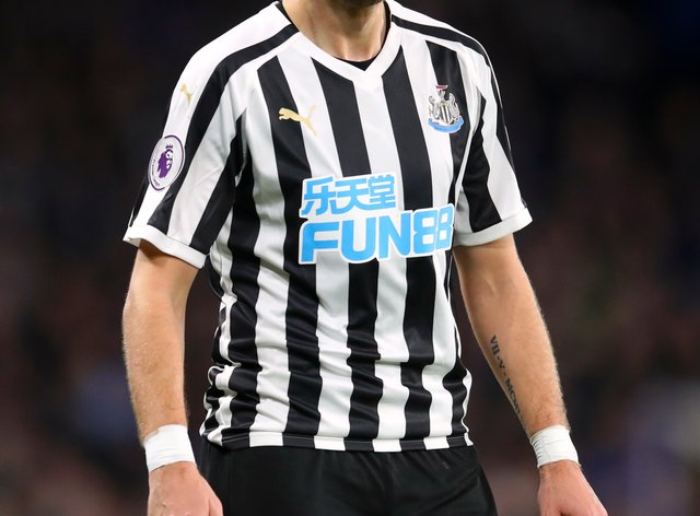 Florian Lejeune has joined Alaves on a permanent deal from Newcastle (Adam Davy/PA)