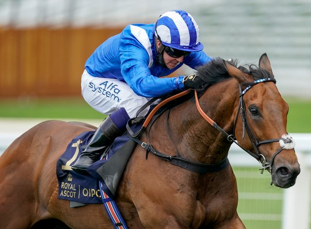 Battaash is all set to return to Goodwood next Friday (Alan Crowhurst/PA)