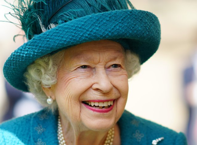 The Queen takes an annual trip to Balmoral (PA)