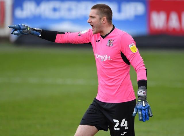 Icelandic goalkeeper Jokull Andersson has joined Morecambe on loan (Simon Galloway/PA)