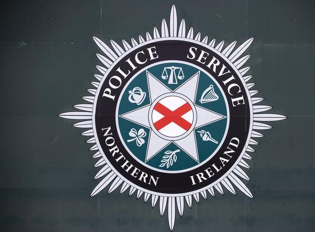 PSNI logo (Liam McBurney/PA)