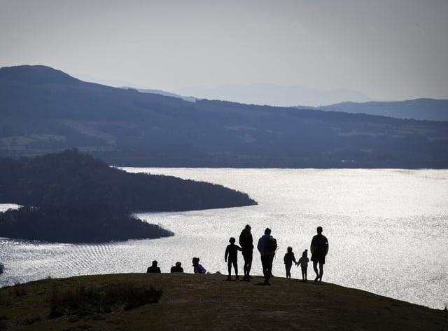 Loch Lomond (Jane Barlow/PA)