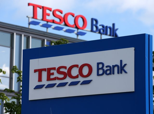 Tesco Bank current accounts were launched in 2014 (Tim Goode/PA)