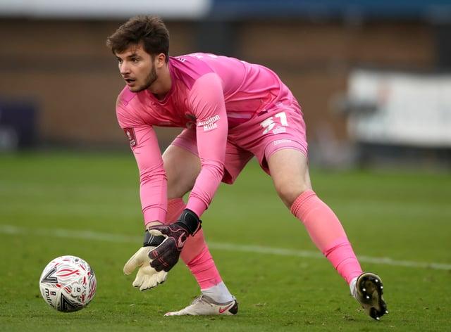 Matija Sarkic has joined Birmingham on loan (Nick Potts/PA)
