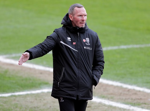 Michael Appleton is back in action (Richard Sellers/PA)